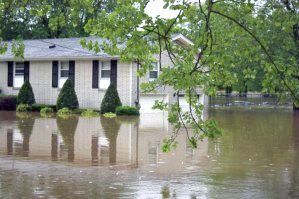 water damage leesburg va