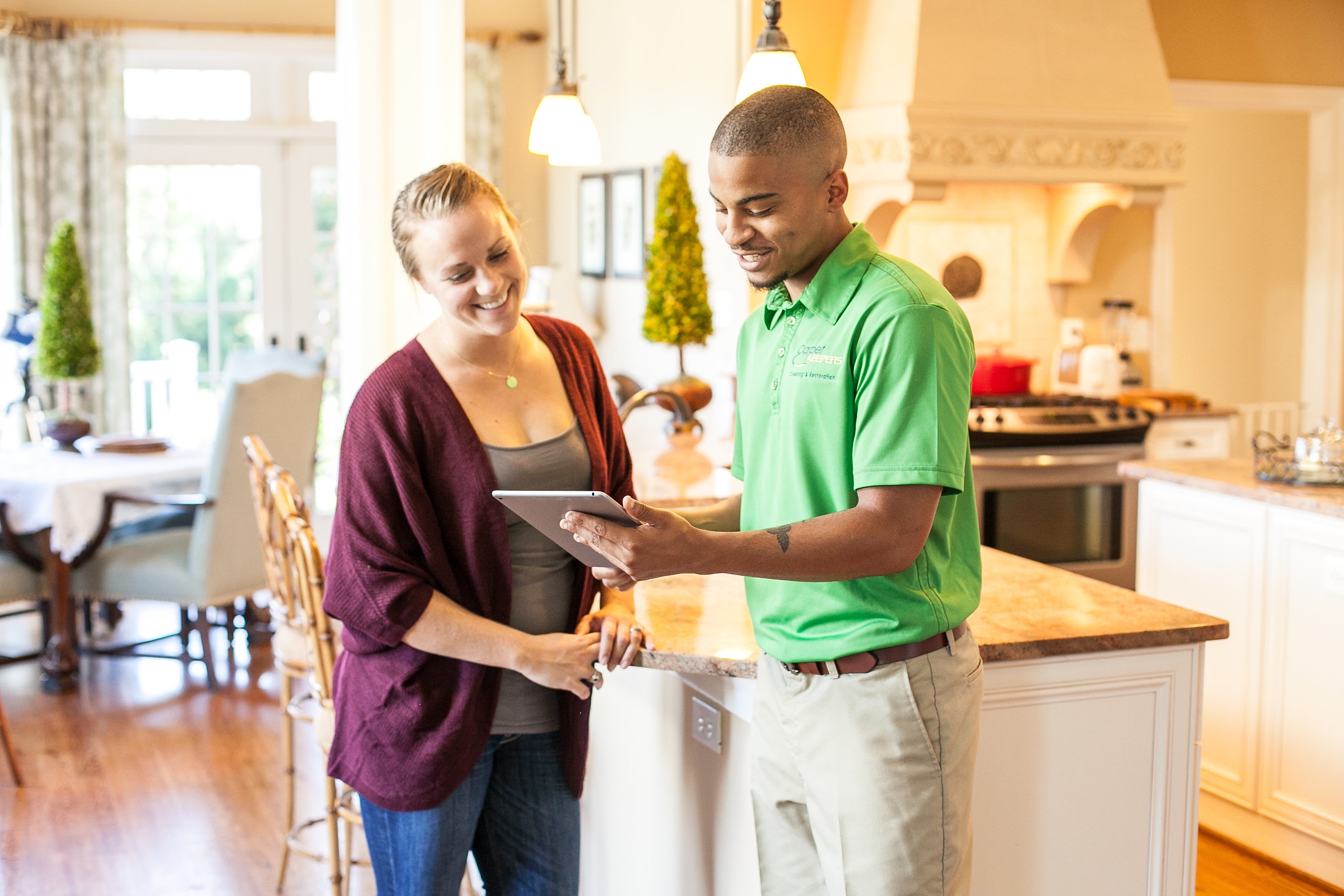 Carpet Keepers Top rated carpet cleaners in Leesburg VA