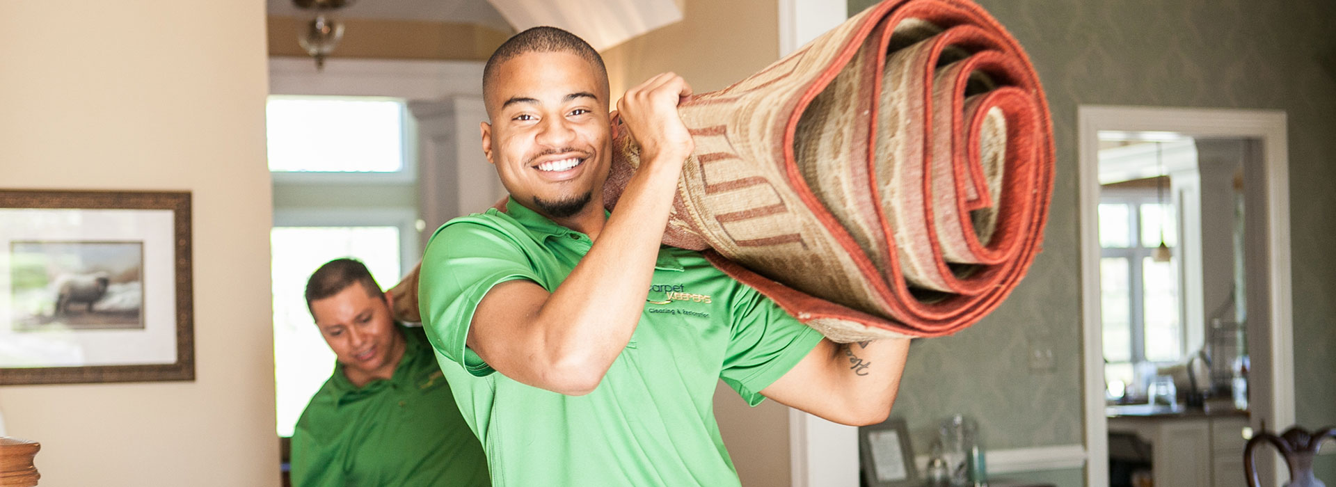 Area Rug cleaners - Carpet Keepers Leesburg VA