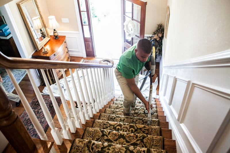 regular carpet cleaning helps keep your home fresh, clean and healthy by Carpet Keepers of Leesburg VA