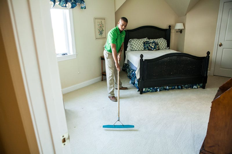 Healthy Homes start with Clean Carpets by Carpet Keepers Leesburg VA