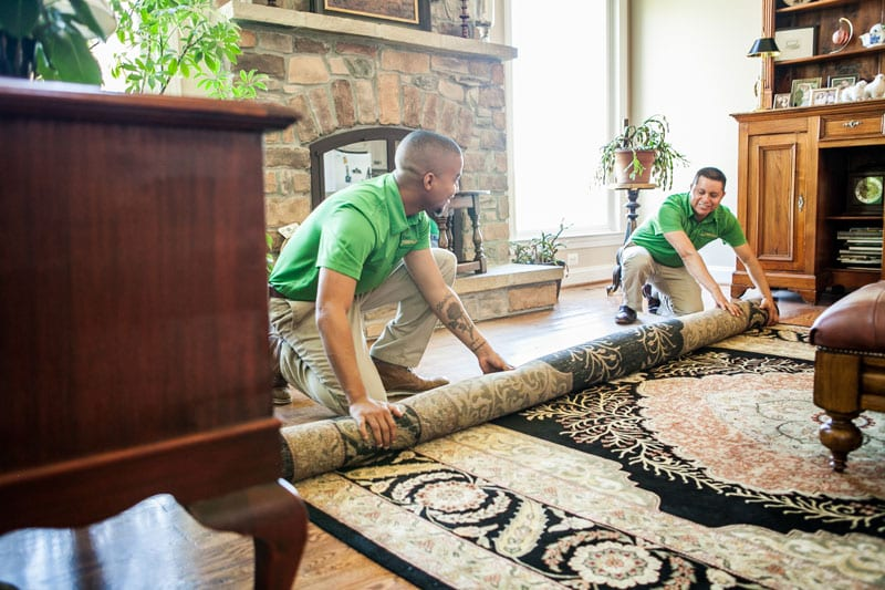 Area Rug Cleaners Near You - Carpet Keepers Leesburg based serving all of Loudoun County since 2009