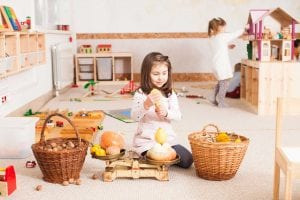 Image of Eco friendly carpet cleaning for playroom carpets by Carpet Keepers in Leesburg VA